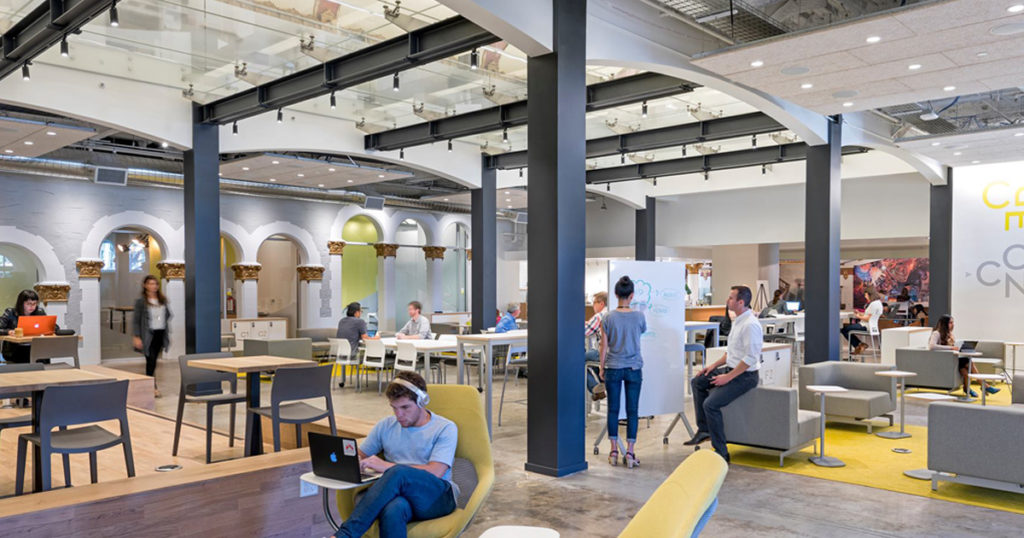 Top Co-working Spaces Globally 2019 - Work Wanderers